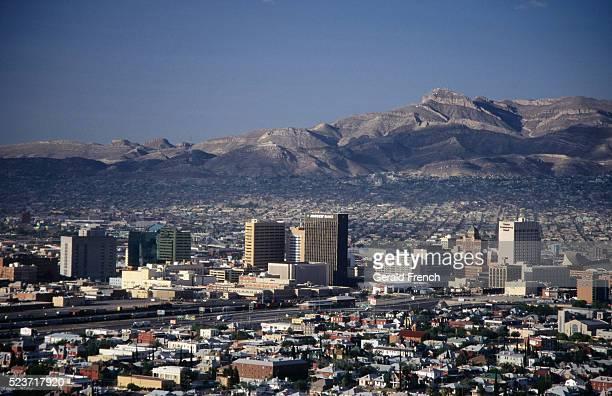 El Paso and Ciudad Juarez