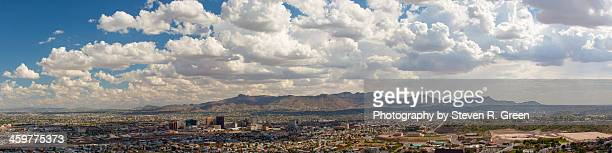 El Paso Dowtown Panoramic