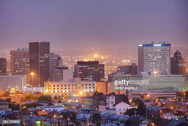 el paso - ciudad juarez stock photos and pictures