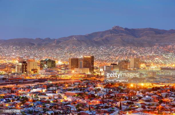el paso, texas - el paso stock pictures, royalty-free photos & images
