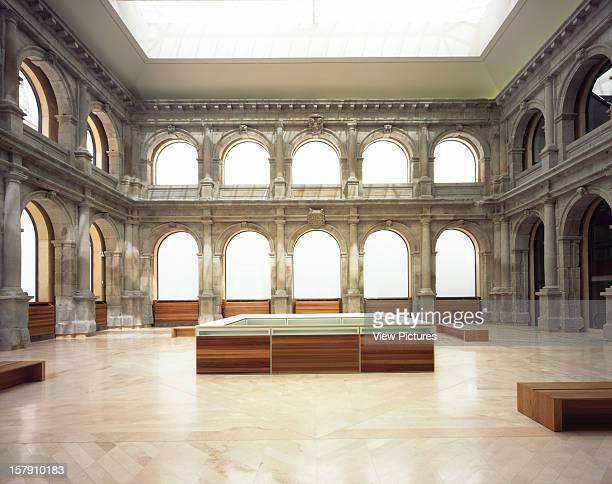 El Prado Museum, Madrid, Spain, Architect Rafael Moneo, El Prado Museum .