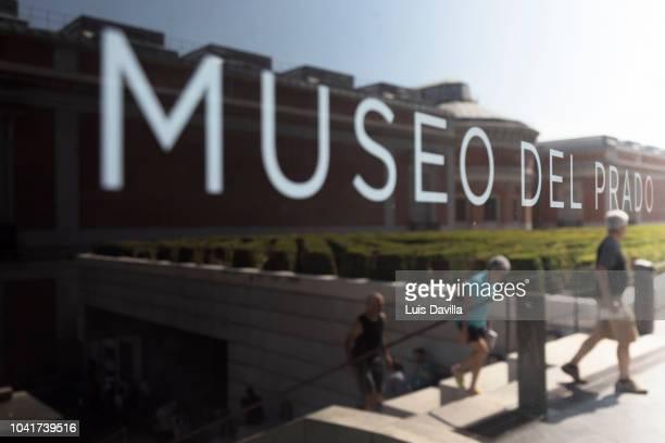 El Prado Museum. Madrid. Spain