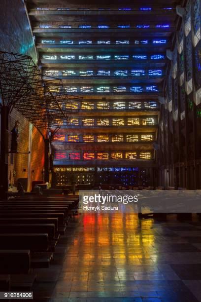 el rosario church in san salvador - san salvador fotografías e imágenes de stock
