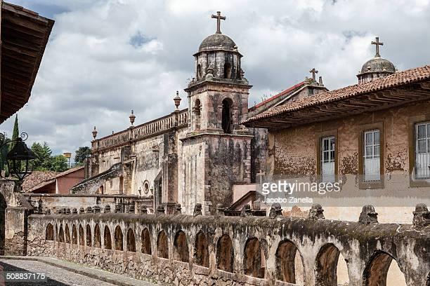 El Sagrario church, Patzcuaro, Mexico