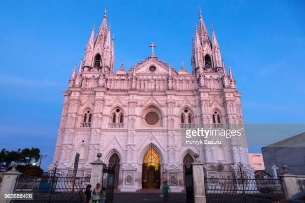 El Salvador, Santa Ana, Facade of Santa Ana Cathedral