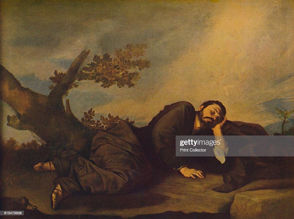 'El Sueno De Jacob', (Jacob's Dream), 1639, (C1934) : News Photo
