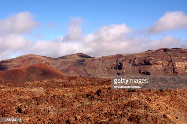 el teide - volcanic rock stock pictures, royalty-free photos & images