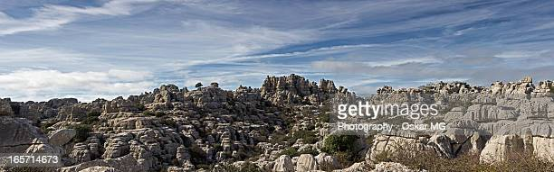 el torcal a sus anchas - oskar stock pictures, royalty-free photos & images