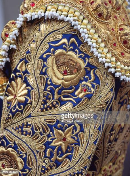 Elaborate Embroidery on Matador's Sleeve