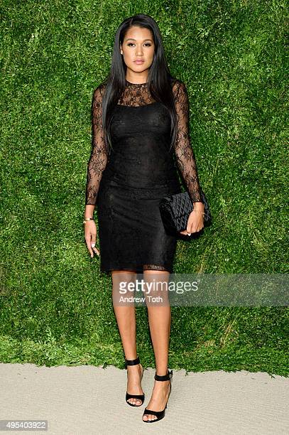 Elaina Watley attends the 12th annual CFDA/Vogue Fashion Fund Awards at Spring Studios on November 2 2015 in New York City