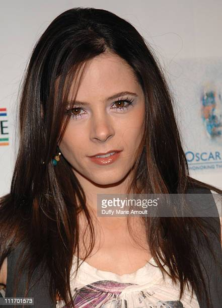 Elaine Cassidy attends the 5th Annual Oscar Wilde Honoring Irish In Film PreAcademy Awards Cocktail at The Wilshire Ebell Theatre on March 4 2010 in...