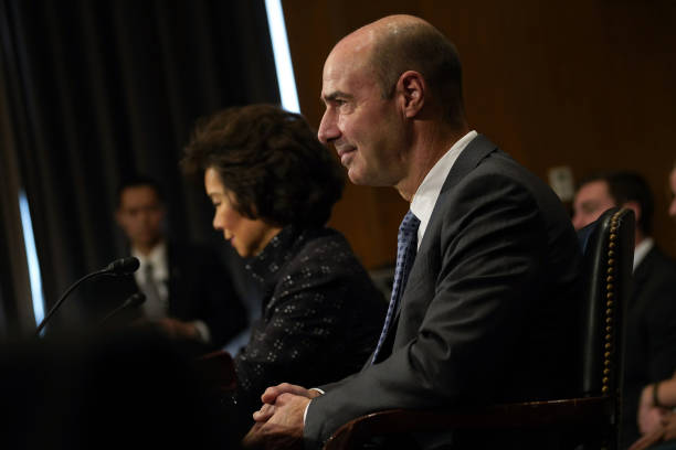DC: Labor Secretary Nominee Eugene Scalia Confirmation Hearing