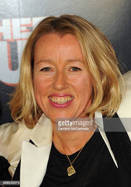 Elaine Constantine attends the UK Gala screening of 'Northern Soul' at Curzon Soho on October 2 2014 in London England