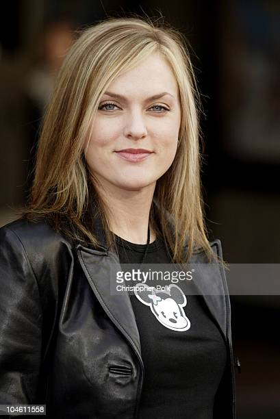 "Elaine Hendrix during ""101 Dalmatians 2: Patch's London Adventure"" DVD - World Premiere at El Capitan Theatre in Hollywood, CA, United States."