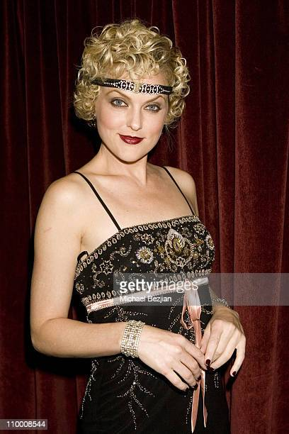 Elaine Hendrix during 2007 What a Pair Benefiting the John Wayne Cancer Institute Arrivals and Backstage at The Orpheum Theater in Los Angeles...