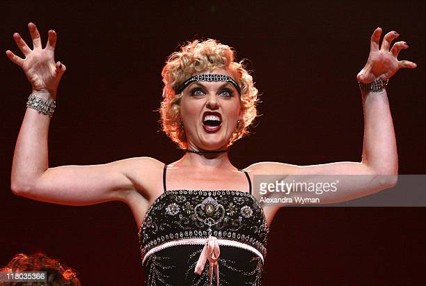 "Elaine Hendrix during 2007 ""What a Pair!"" Benefiting the John Wayne Cancer Institute - Show at The Orpheum Theatre in Los Angeles, California, United..."