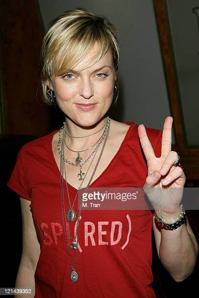 Elaine Hendrix during First Annual Friends for Life A Night of Comedy to Benefit LifeWorks Mentoring at Laugh Factory in West Hollywood California...