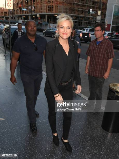 Elaine Hendrix is seen on May 02, 2017 in Los Angeles, California.