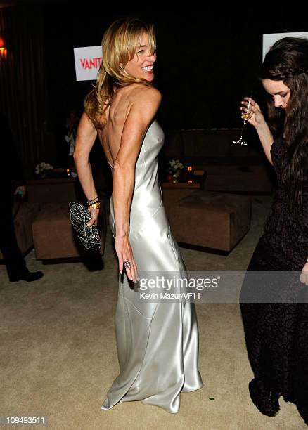 Elaine Irwin attends the 2011 Vanity Fair Oscar Party Hosted by Graydon Carter at the Sunset Tower Hotel on February 27, 2011 in West Hollywood,...