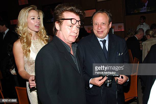 Elaine IrwinMellencamp John Mellencamp and Jonathan Becker attend VANITY FAIR Oscar Party at Morton's on February 25 2007 in Los Angeles CA