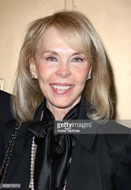 Elaine Joyce attending the Broadway Opening Night Performance of 'Orphans' at the Gerald Schoenfeld Theatre in New York City on 4/18/2013