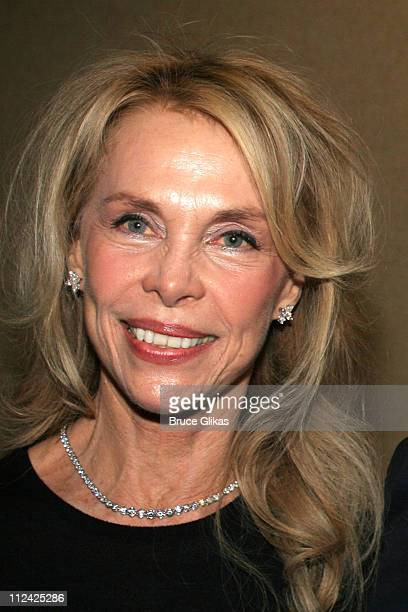 Elaine Joyce Simon during Neil Simon's The Odd Couple Broadway Opening Night at The Marriott Marquis Ballroom in New York City New York United States