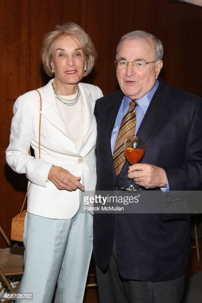Elaine Langone and Anthony LoFrisco attend The Boys' Club of New York AllStar Band in Concert at Juilliard at Peter J Sharp Theatre on June 9 2009 in...