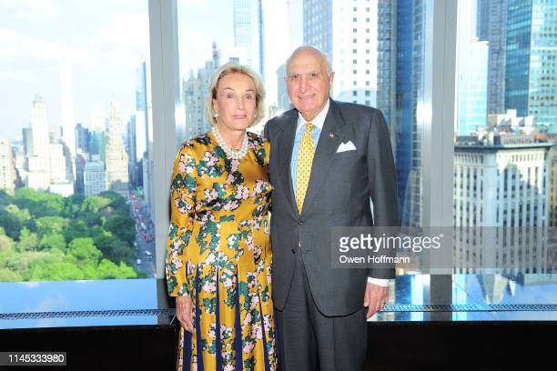 Elaine Langone and Ken Langone attend BCNY Annual Awards Dinner at Mandarin Oriental on May 20 2019 in New York City