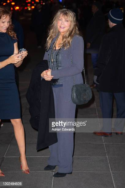 Elaine Lively at a screening of The Rhythm Section held at the Brooklyn Academy of Music on January 27 2020 in New York City