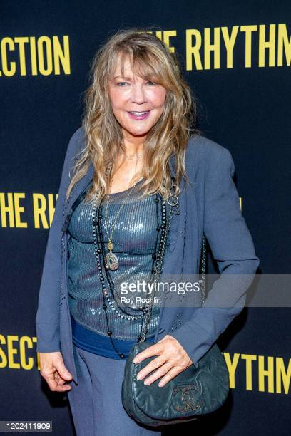 Elaine Lively attends The Rhythm Section New York Screening at Brooklyn Academy of Music on January 27 2020 in New York City