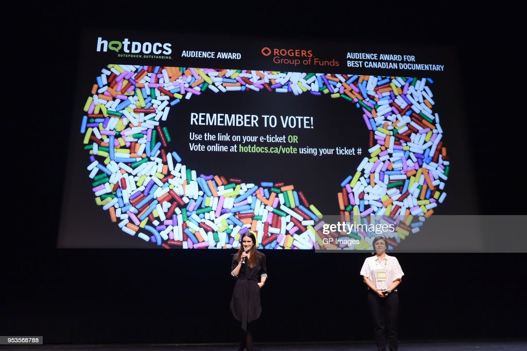 """""""Recovery Boys"""" Red Carpet Premiere - 2018 Hot Docs Film Festival : News Photo"""