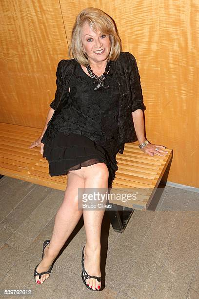Elaine Paige attends 70th Annual Tony Awards Press Room at Beacon Theatre on June 12 2016 in New York City