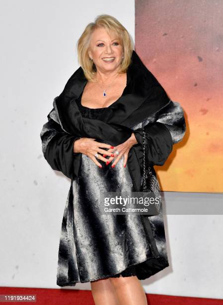 Elaine Paige attends the 1917 World Premiere and Royal Performance at the Odeon Luxe Leicester Square on December 04 2019 in London England