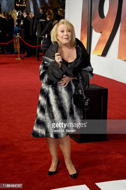 Elaine Paige attends the World Premiere and Royal Performance of 1917 at Odeon Luxe Leicester Square on December 4 2019 in London England