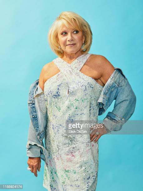 Elaine Paige poses for a portrait during the 73rd Annual Tony Awards on June 09 2019 in New York City