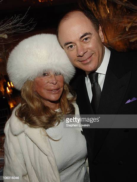 Elaine Sergeant and Rick Freidberg during Lighthouse International's Music of Winternight Black Tie Gala March 7 2007 at Broadway Ballroom in New...