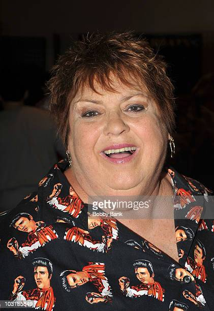 """Elaine """"Spanky"""" McFarlane of Spanky and Our Gang attends the 2010 Rock Con: The National Rock & Roll Fan Fest at the Sheraton Meadowlands Hotel &..."""