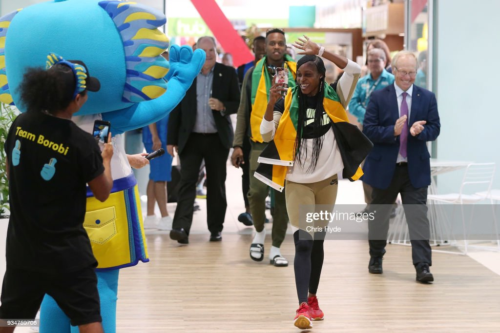 2018 Gold Coast Commonwealth Games: Jamaican Team Arrival