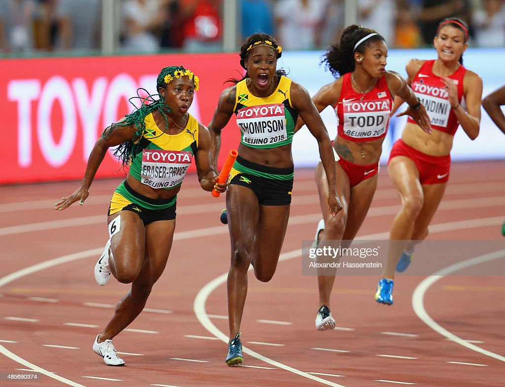 15th IAAF World Athletics Championships Beijing 2015 - Day Eight : News Photo