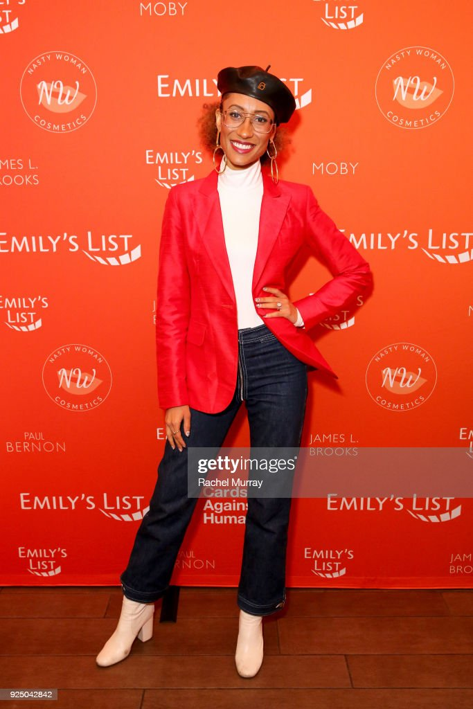"EMILY's List's ""Resist, Run, Win"" Pre-Oscars Brunch"