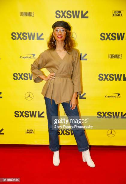 Elaine Welteroth attends TRIBE BUILDING 20 Engaging a Conscious Community Online IRL during SXSW at Austin Convention Center on March 13 2018 in...