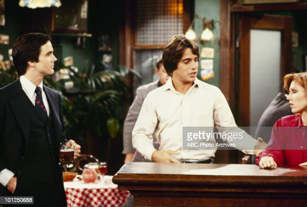 TAXI Elaine's Strange Triangle which aired on December 10 1980 JOHN