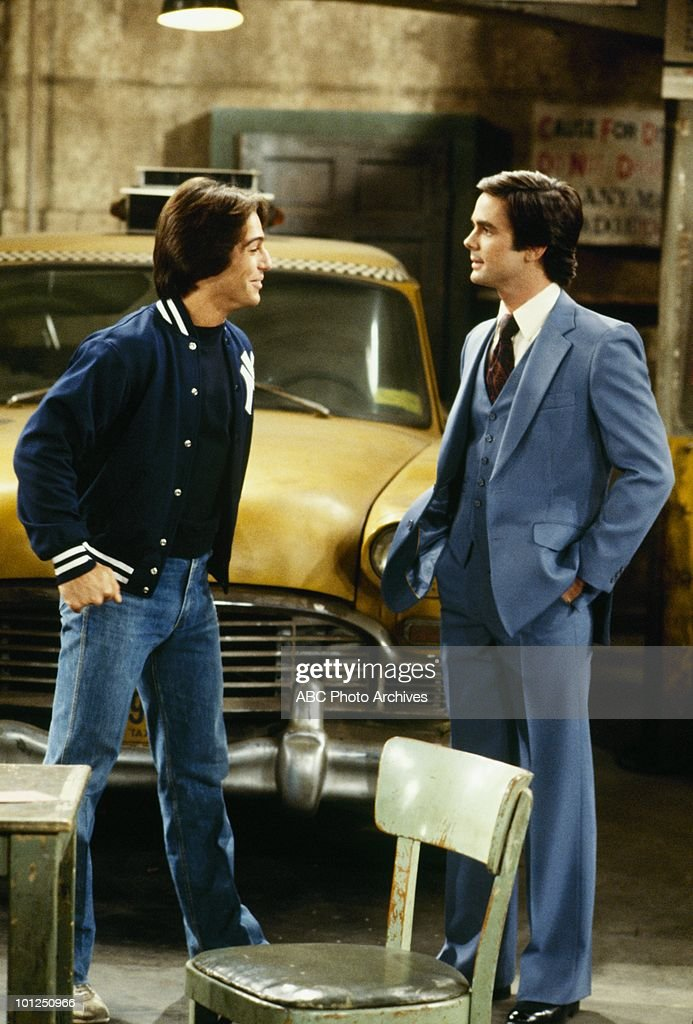 TAXI - 'Elaine's Strange Triangle' which aired on December 10, 1980
