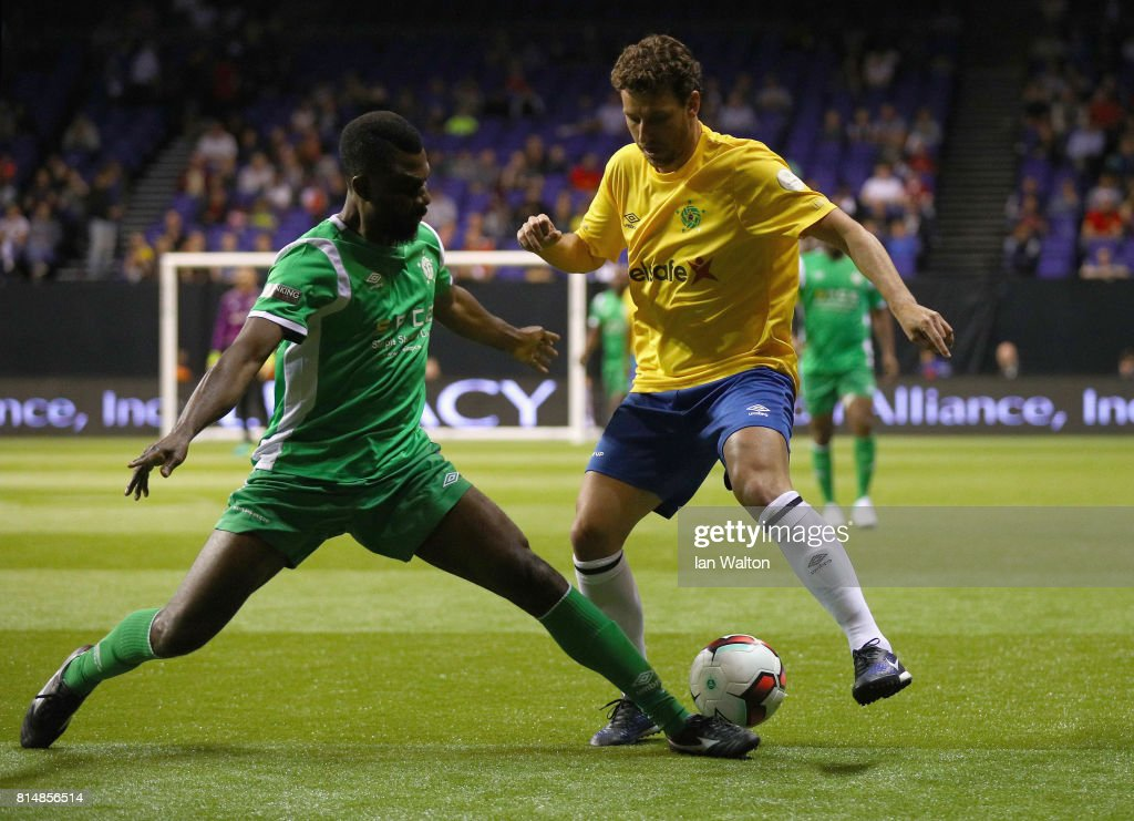2017 Star Sixes - London