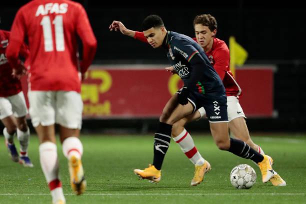 NLD: Jong AZ Alkmaar v NEC Nijmegen - Dutch Keuken Kampioen Divisie