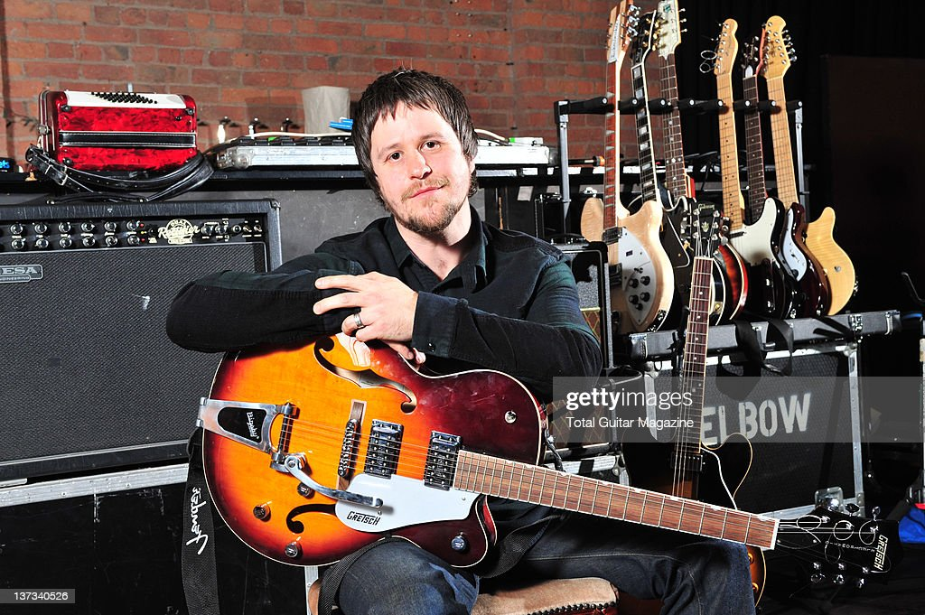 Mark potter at blueprint studios pictures getty images elbow guitarist mark potter at blueprint studios manchester november 16 2010 malvernweather Image collections