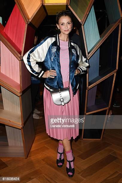 Elda Alvigini attends Ciak For Women 2016 on October 16 2016 in Rome Italy