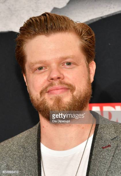 """Elden Henson attends the """"Marvel's The Defenders"""" New York Premiere at Tribeca Performing Arts Center on July 31, 2017 in New York City."""