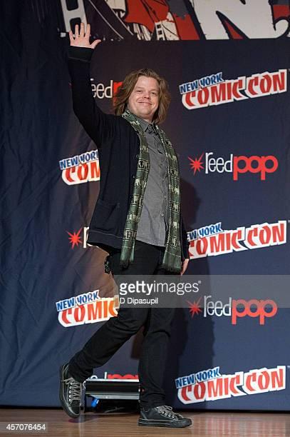 "Elden Henson attends the Netflix Original Series ""Marvel's Daredevil"" New York Comic-Con Panel & Cast Signing at the Javits Center on October 11,..."