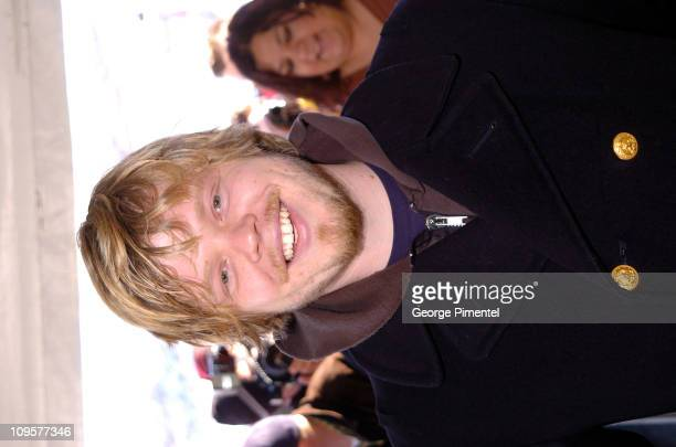 """Elden Henson during 2005 Sundance Film Festival - """"Marilyn Hotchkiss Ballroom Dancing and Charm School"""" Premiere at Eccles Theatre in Park City,..."""